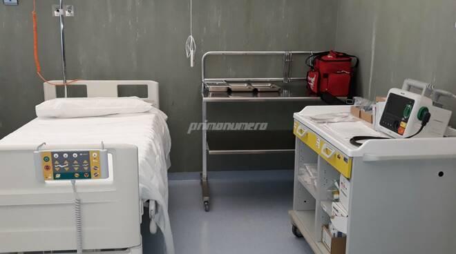 Stroke unit ospedale Cardarelli Campobasso