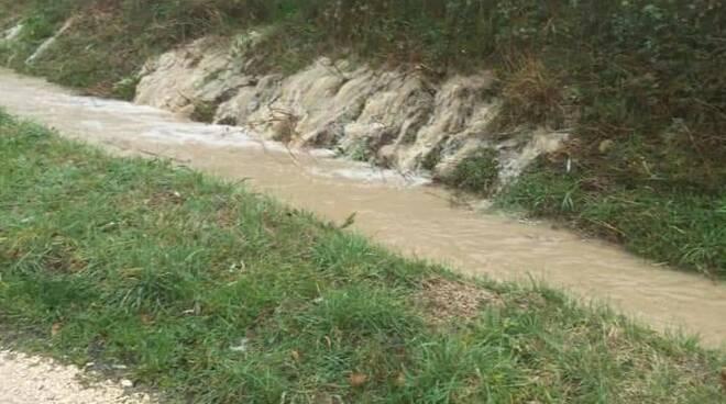 Torrente rio