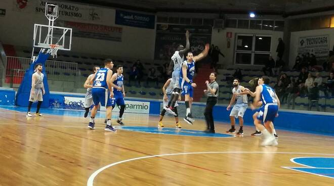 air basket pescara palla a due