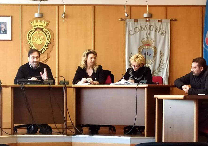 barbara morena presidente consiglio guglionesi