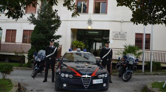 carabinieri di isernia