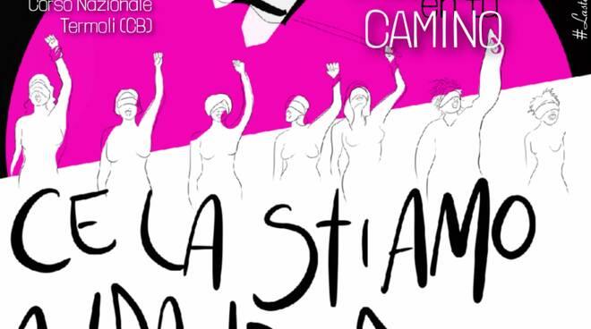 """FLASHMOB \""""UN VIOLADOR EN TU CAMINO\"""" Domenica 02/02/2020 a Termoli, Corso Nazionale, il Collettivo di Donne Contro la Violenza presenta \""""Un violador en tu camino\"""""""