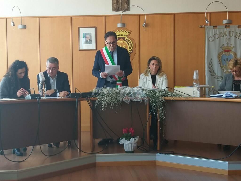 Consiglio comunale a Guglionesi
