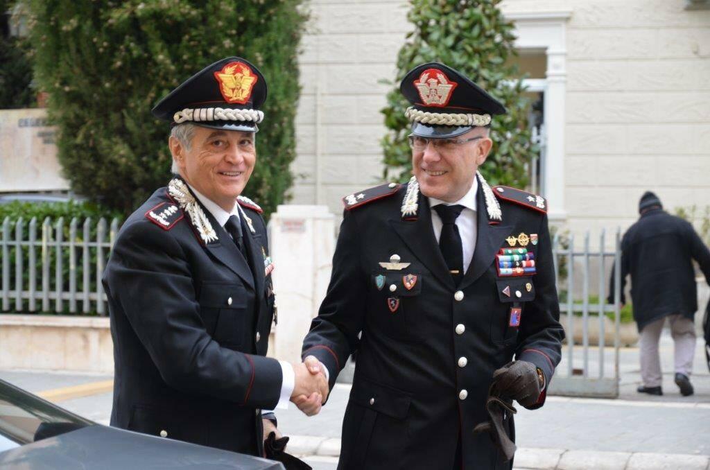 generale tomasone carabinieri