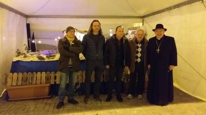vescovo presepe montecilfone