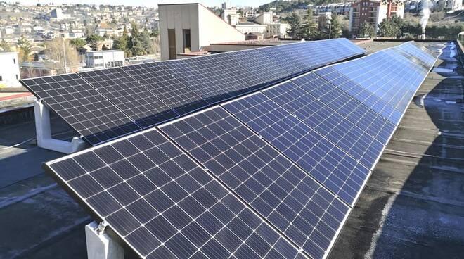 impianto fotovoltaico Colozza Campobasso