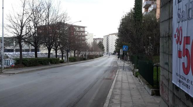 Via San Giovanni Campobasso