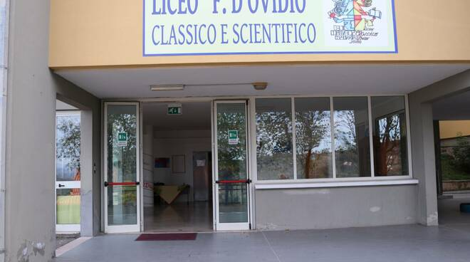 liceo d'ovidio larino