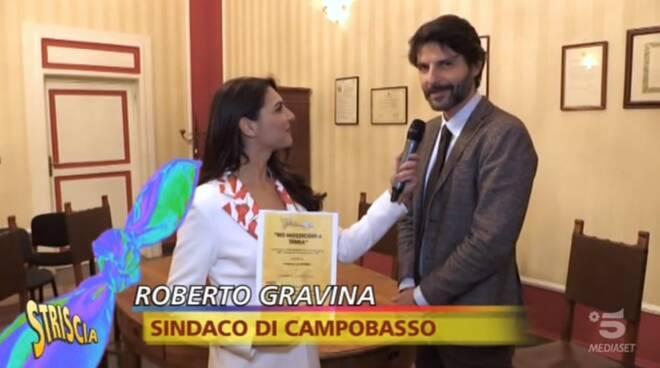 Striscia la notizia Gravina Campobasso