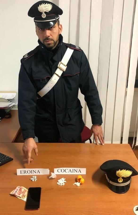 droga carabinieri campomarino