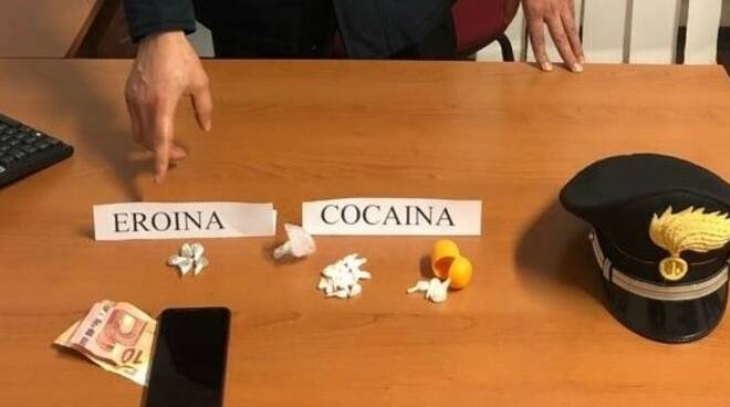 droga arresto
