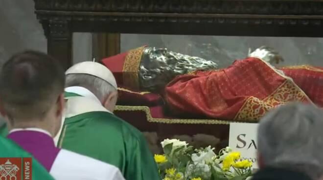 papa e san timoteo
