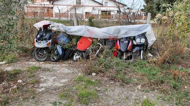 operazione ambientale Roan Montenero