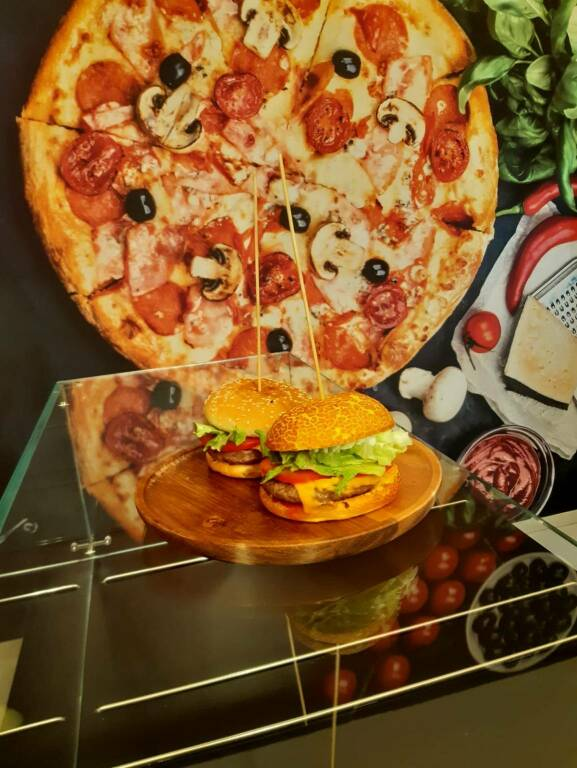 Pizzeria al taglio Mordi & Fuggi
