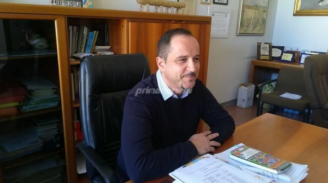 roberto de socio sindaco di Oratino