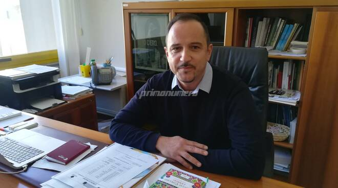Roberto De Socio Sindaco di Oratino e Comune