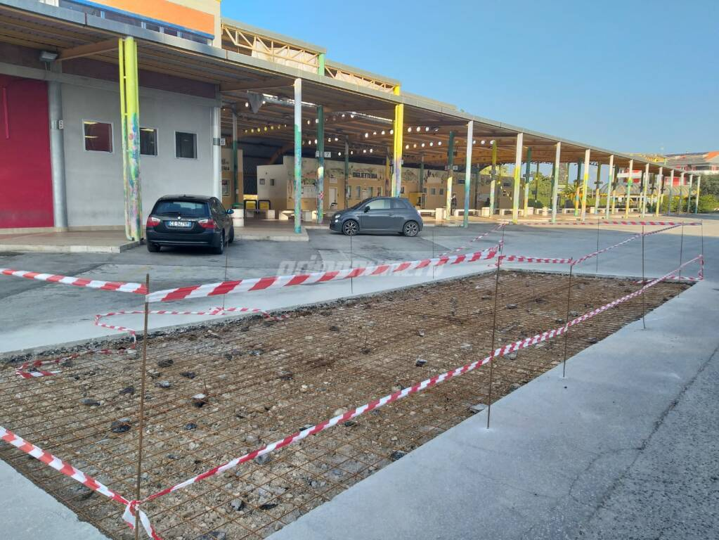 Terminal bus Termoli chiuso