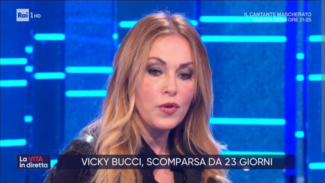 Vicky vita in diretta