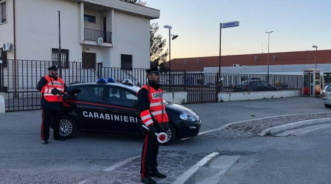 carabinieri campomarino