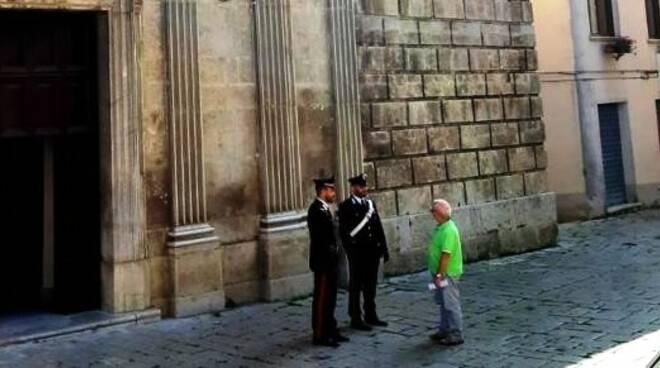 carabinieri truffe