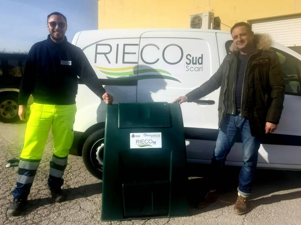 compostiere Rieco