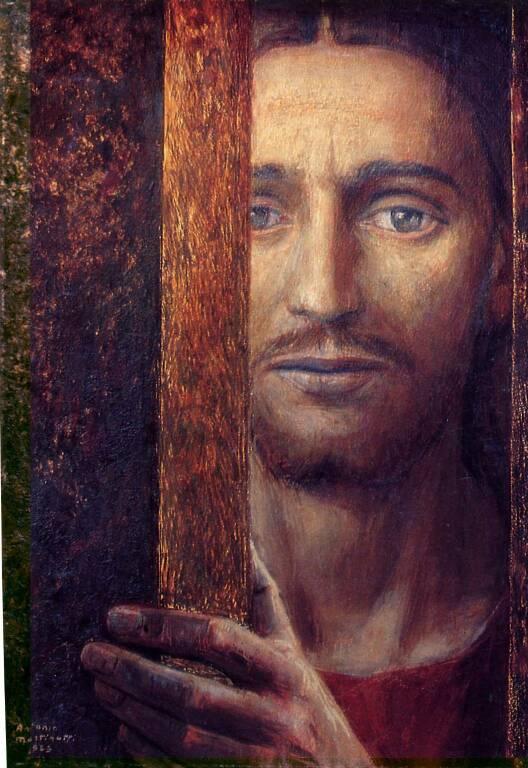 cristo alla porta don mario