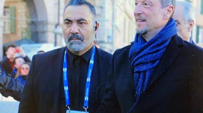 Di sirio bodyguard Sanremo