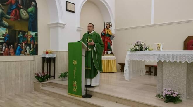 Don Alessandro Sticca festa