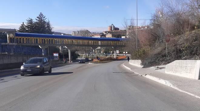 investito Terminal Campobasso pedone