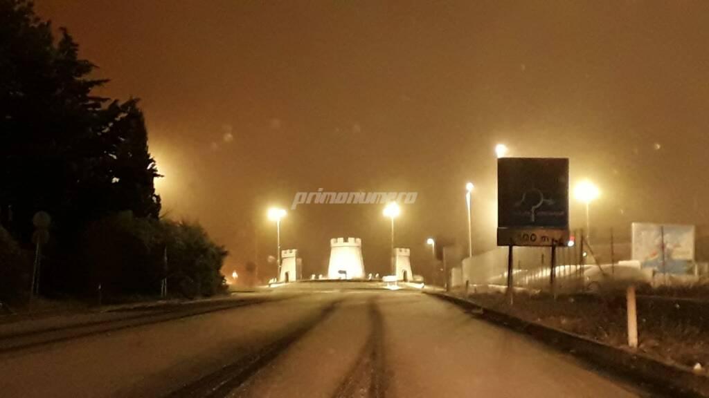neve Campobasso 5 febbraio