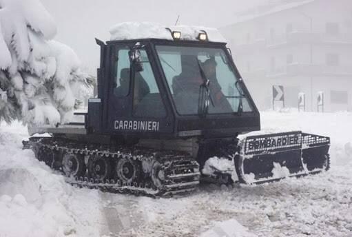 gatto delle nevi cc isernia