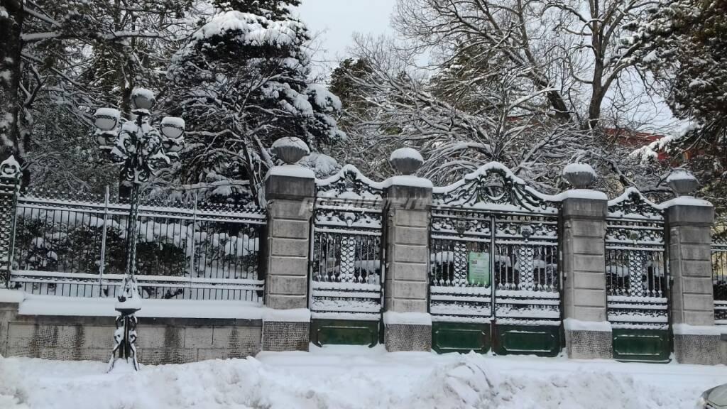 Neve Villa de Capoa