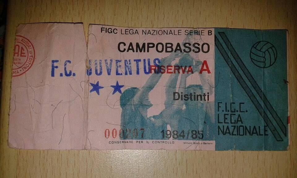 Campobasso-Juventus