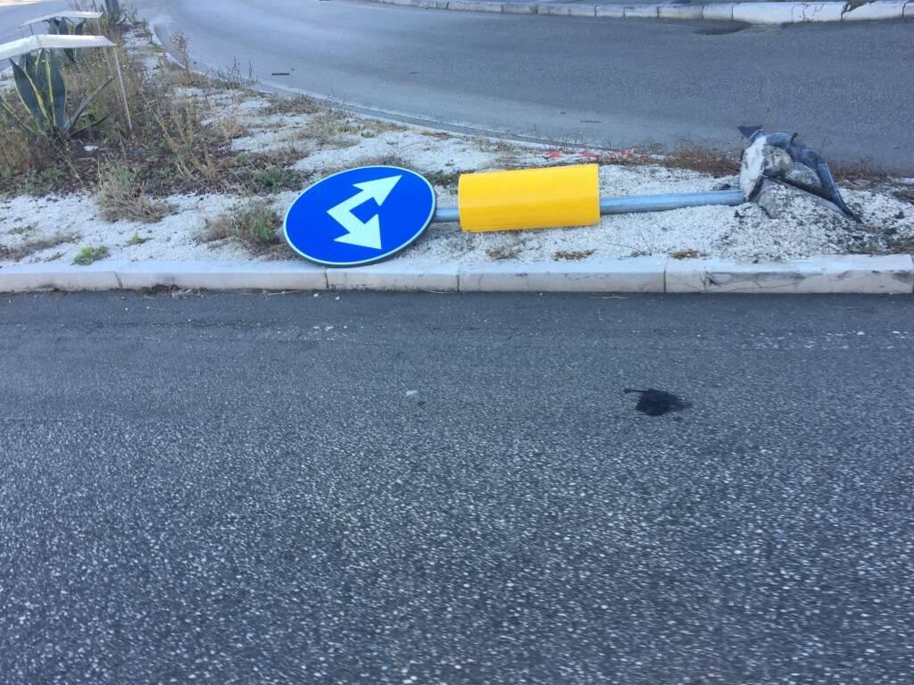 segnali strada Campobasso