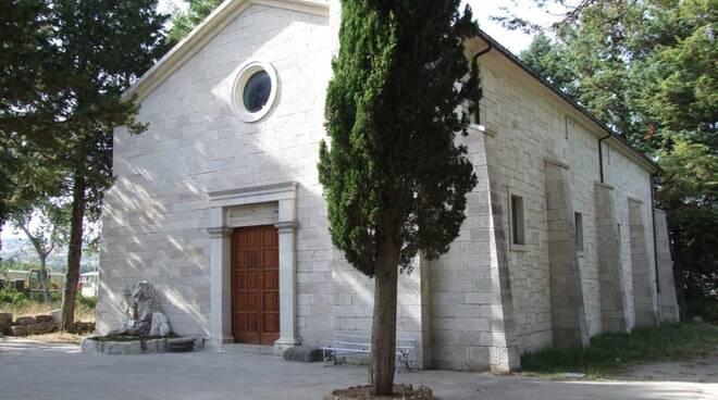 Santa Maria de Foras