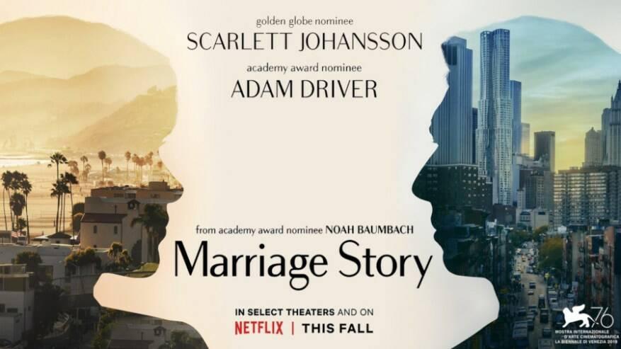 storia di un matrimonio film