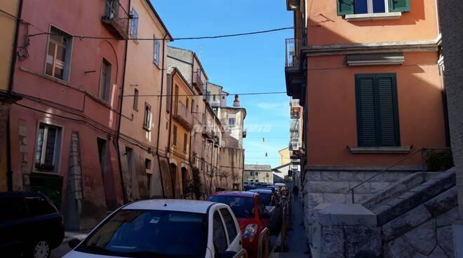 Parcheggi centro storico
