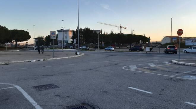 piazza Papa Termoli foto