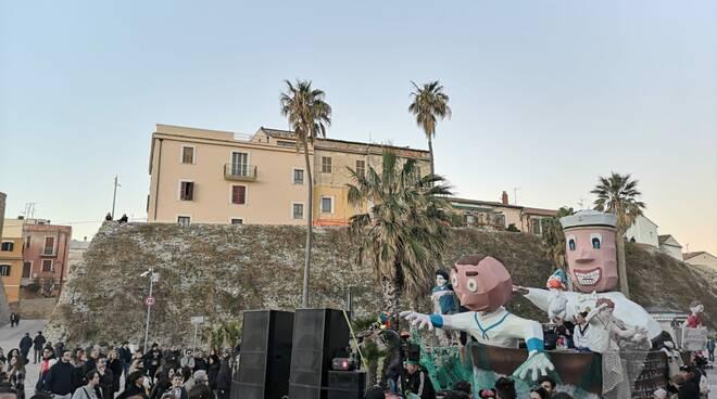 Sfilata di Carnevale a Termoli