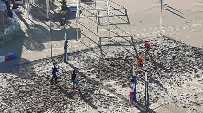 Beach tennis marzo 2020 termoli