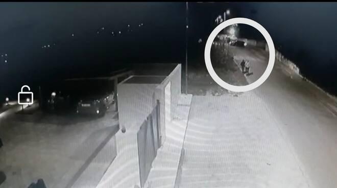 Bmw ladri guglionesi filmato