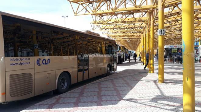 Terminal Campobasso Coronavirus, viaggi su treni e bus