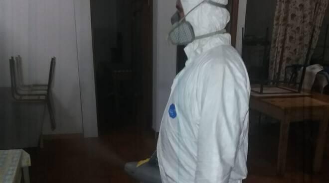 Disinfezione petacciato