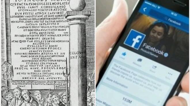 facebook colonna infame