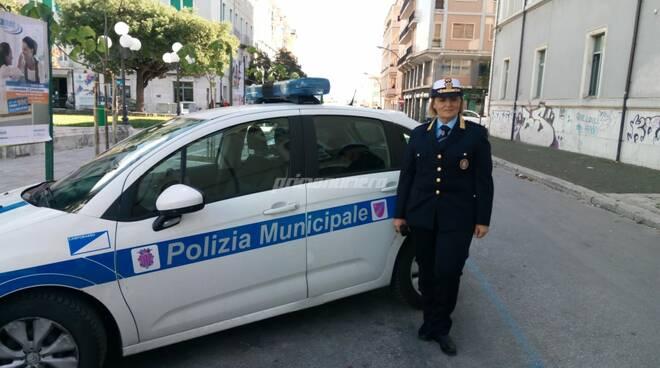 Polizia Locale vigili urbani Campobasso Giuseppina Starace