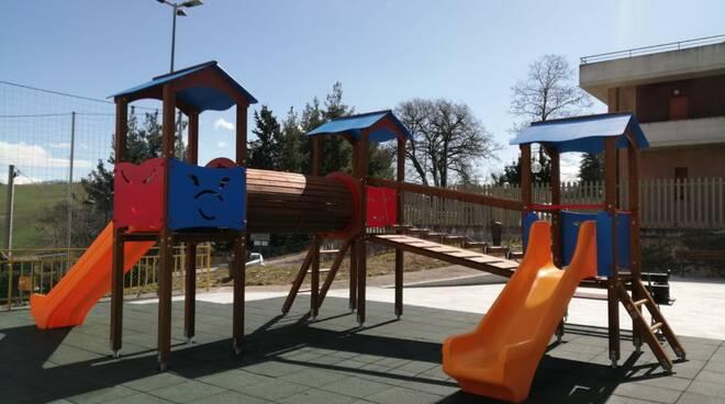 Parco giochi Ripalimosani