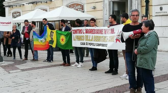 casa del popolo pro curdi