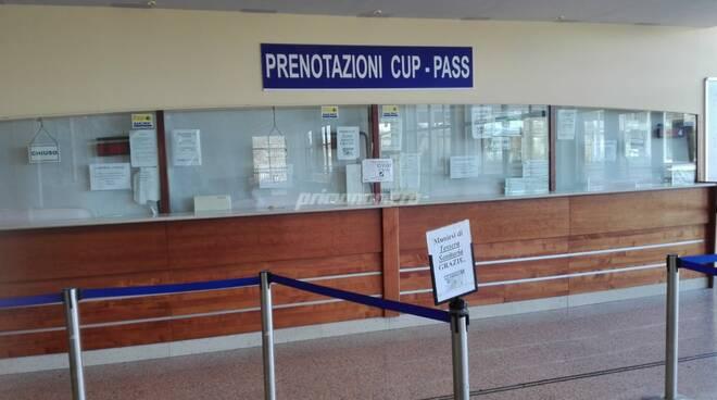 Cup ospedale Cardarelli Campobasso coronavirus