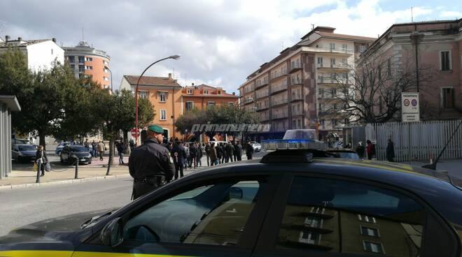 proteste carcere Campobasso