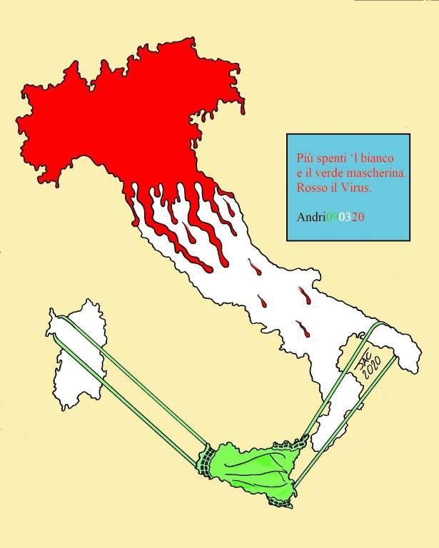 italia coronavirus andriani